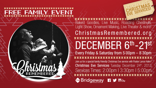 Christmas Remembered Live