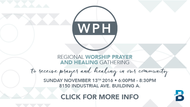 Regional Worship, Prayer & Healing 2016 Webslide