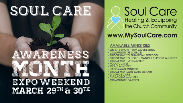 Soul Care Awareness Month